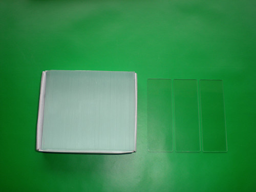 Microscope Slide 7101/7102 Ground Side /Unground Side