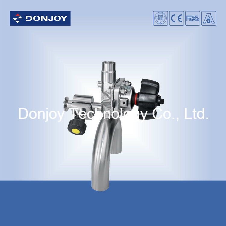Sanitary Diaphragm Valve for Pharmacy