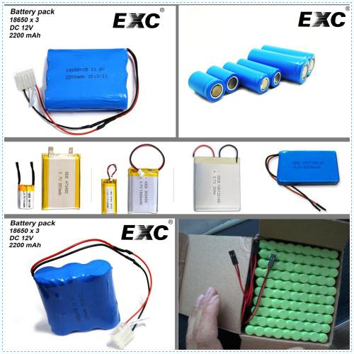 7662102 Polymer Battery 7000mAh Li-Po Polymer Battery for GPS Battery