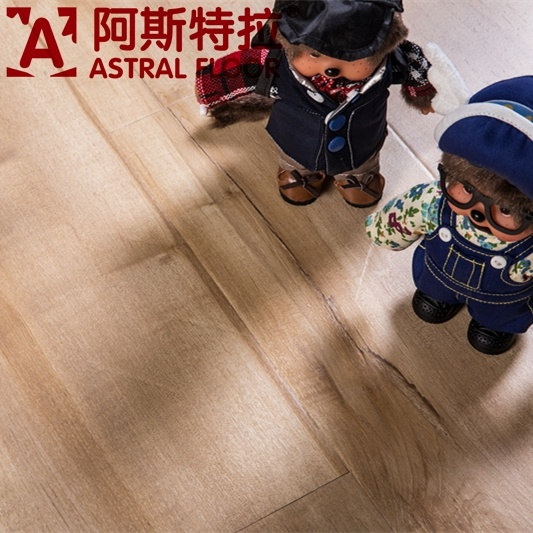 2015 New Product 12mm HDF AC3 Laminate Flooring (AS7803)