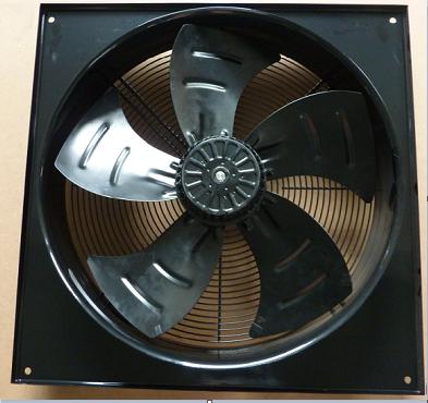 Exhaust Sickle Impeller Fan (450mm) External Rotor Motor CCC/Ce