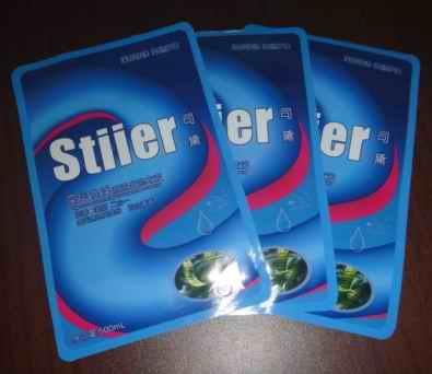 Daily Use Washing Powder Laundry Powder Package Bag Plastic Bag