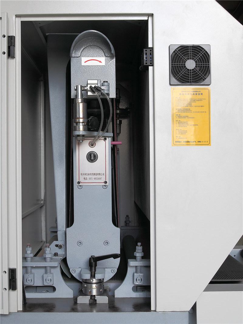 Belt Grinding Machine Metal Finishing Deburring Machine