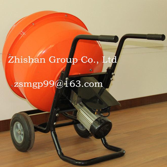 Cm260s (CM50S-CM350S) Portable Electric Gasoline Diesel Cement Mixer