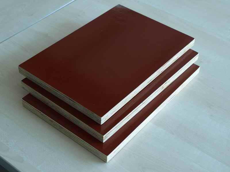 Black Film Faced Plywood/Poplar Plywood