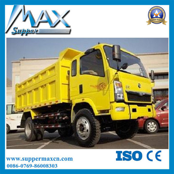 HOWO 6X6 Offroad Sinotruk Dump Truck for Sale