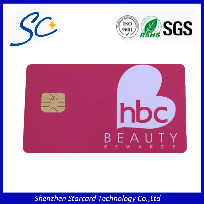 at 24c Series Contact IC Insurance Card