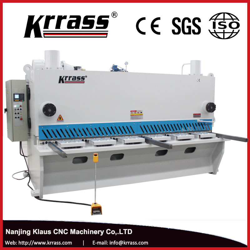 E21s QC11k Metal Shearing Machine