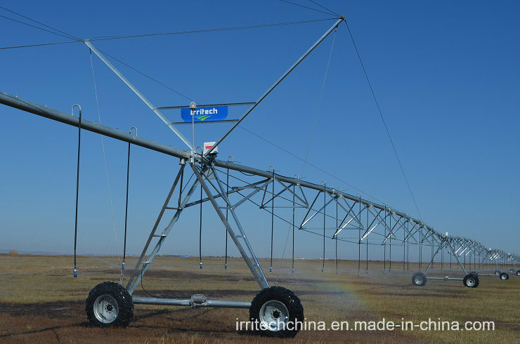 Center Pivot Irrigation Machine