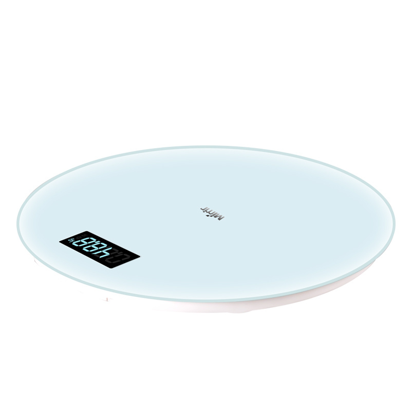 Mimir Digital Body Weight Bathroom Scale W/ Step-on Technology