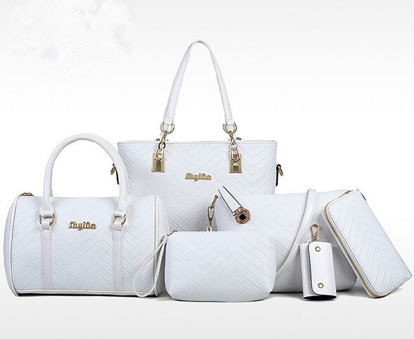 Wholesale Women Shopping Leather Designer Shoulder Hand Bags&Cases (XM0283)