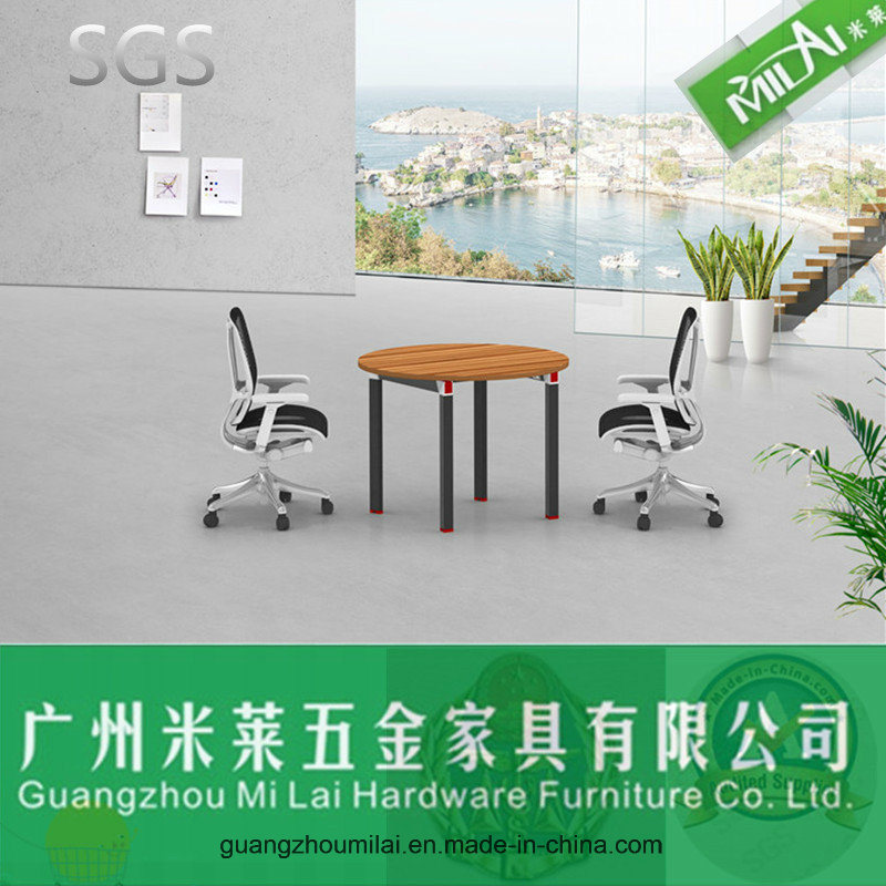 Straight Design Hardware Table Leg Office Meeting Table with Moving Cabinet