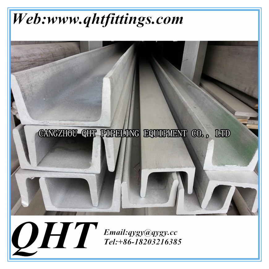 Q235B Pre-Galvanized Steel High Quality Steel Channel in Hot Sale