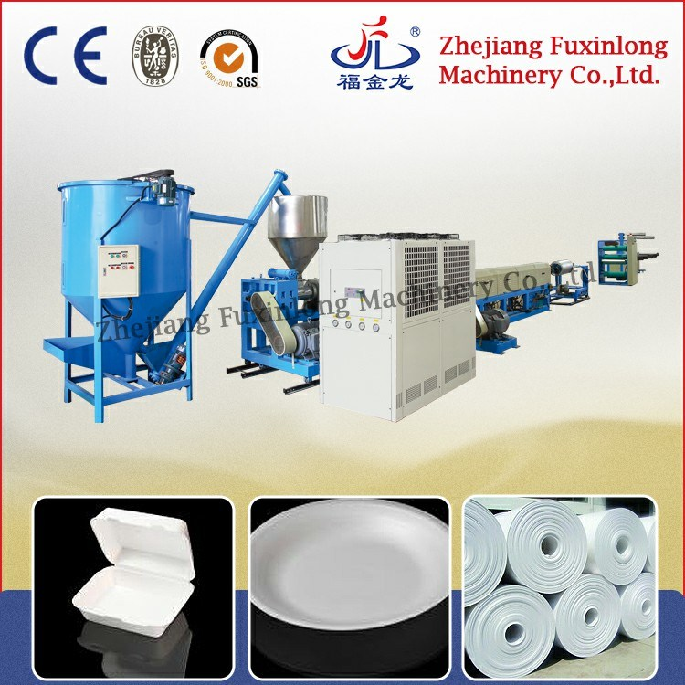 Best Price of EPS Foam Sheet Extrusion Lines