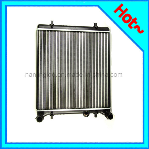 Aluminium Radiator in Cooling System for VW 1j0121253G