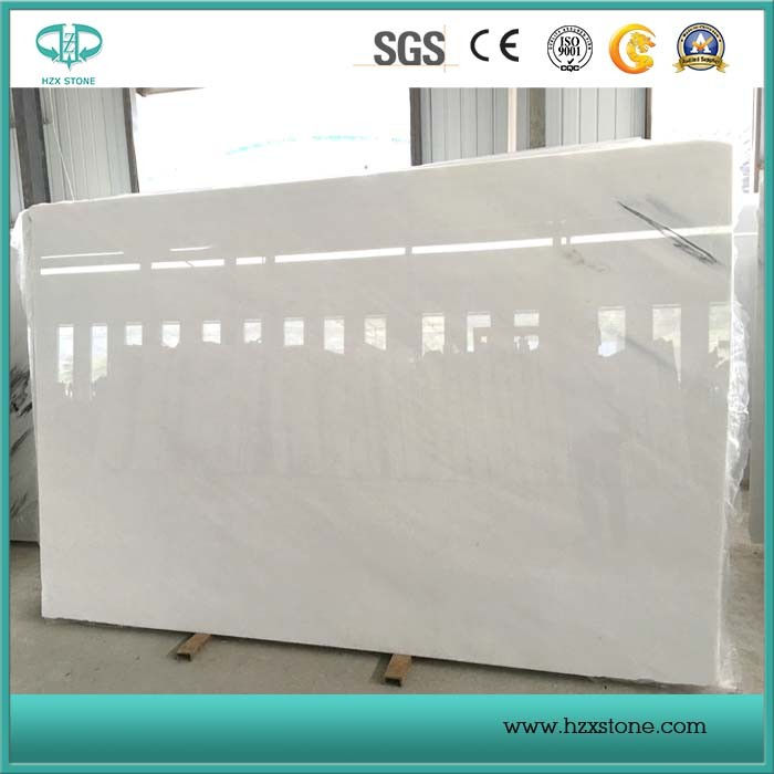 China Royal White, White Jade, White Marble for Slab/Flooring Tiles