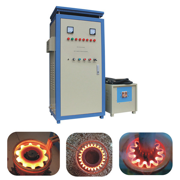 Induction Heater for Case Gear Quenching and Annealing