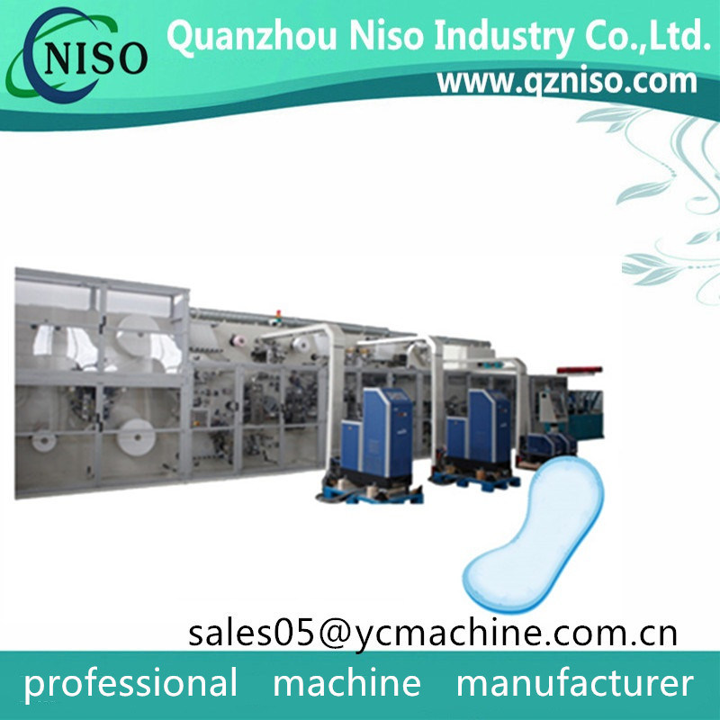 Always Kotex Bbodyform Facelle Thin Regular Daily Liners Panty Liners Pantiliners Incontinence Liner Making Machine