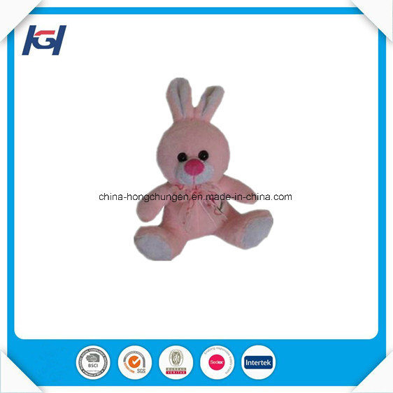 Soft Eco-Friendly Pink Baby Stuffed Plush Toys