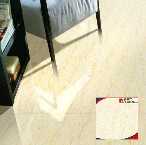 Vitrified Polished Porcelain Floor Tile for Building Material (APR6A02)