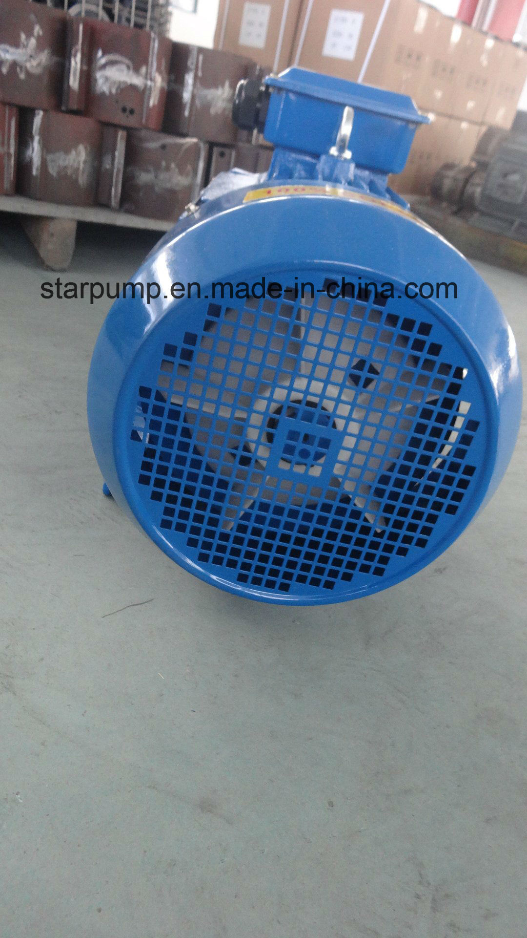 Iron Die Casting Electric Motor 20HP