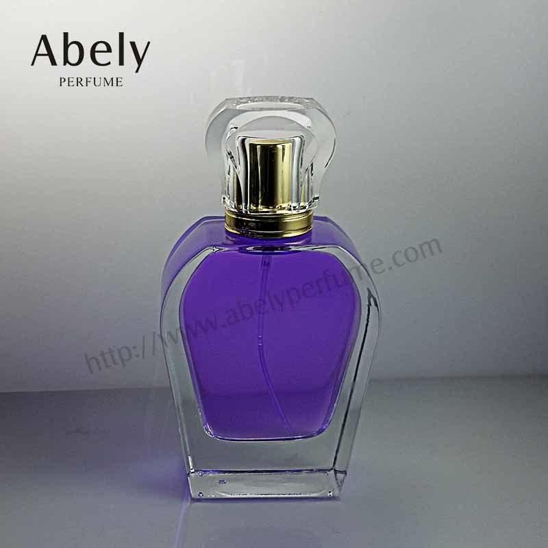 ODM OEM Luxury Glass Bottle Men Women Perfume Bottle