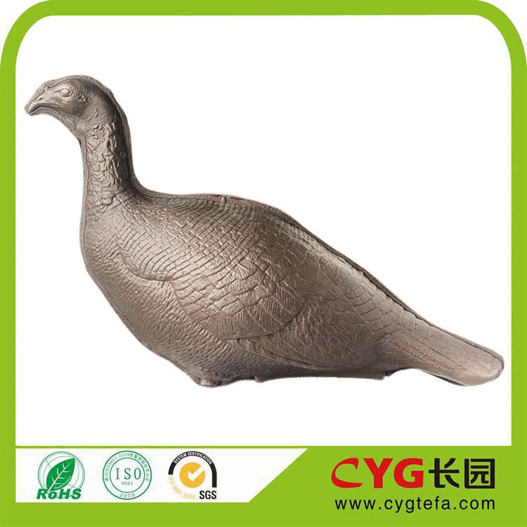Hot Sale XPE Foam Material Turkey Shooting Target (CYG)