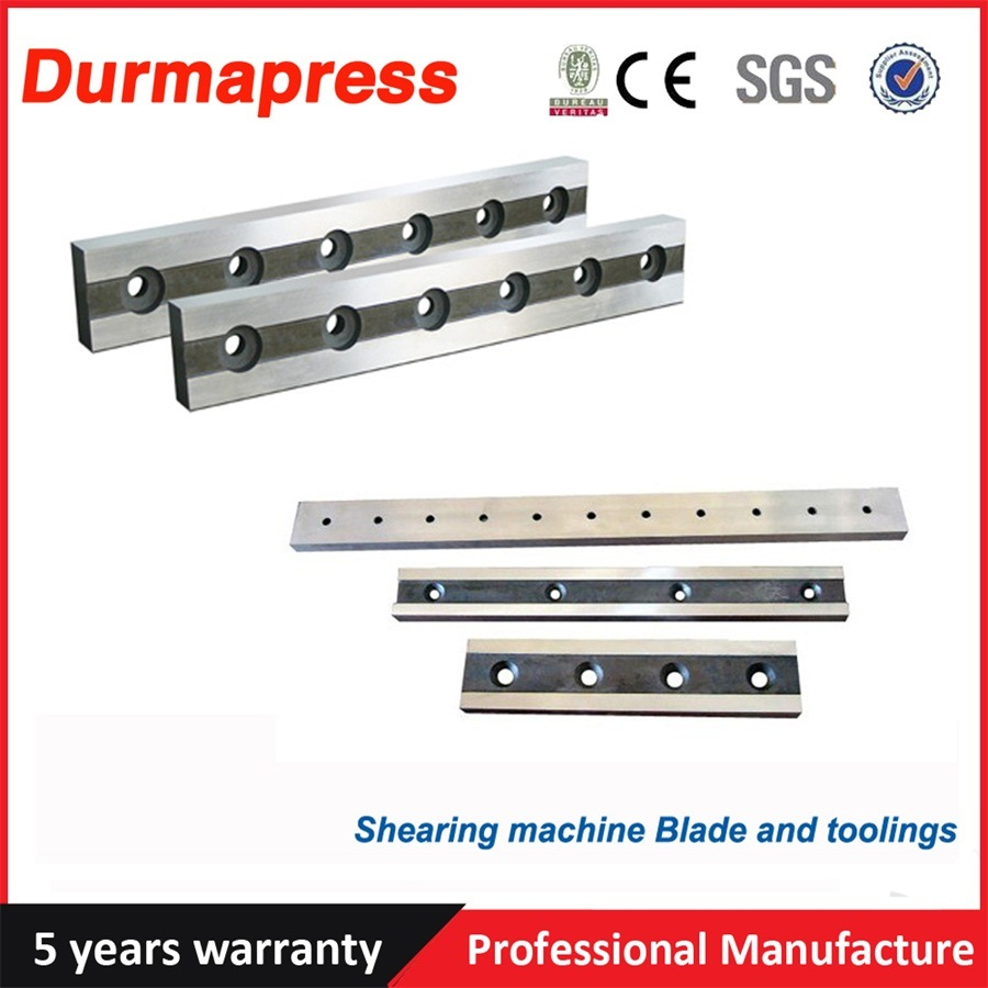 Professional Hot Strip Mill Shearing Blades Knives for Steel Processing