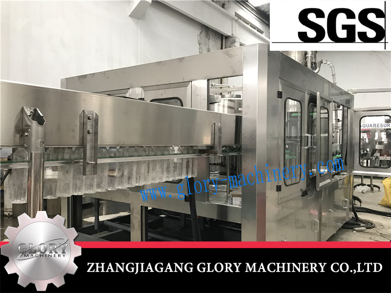Automatic Bottle Water Filling 3in1 Monobloc Machine