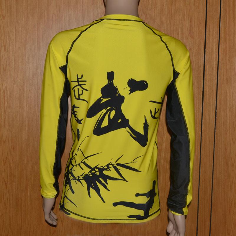MMA Top/Mixed Martial Art Top/Compression Shirt