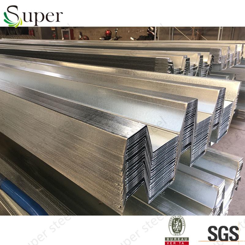 Galvanized Steel Floor Metal Decking Sheet for Floor