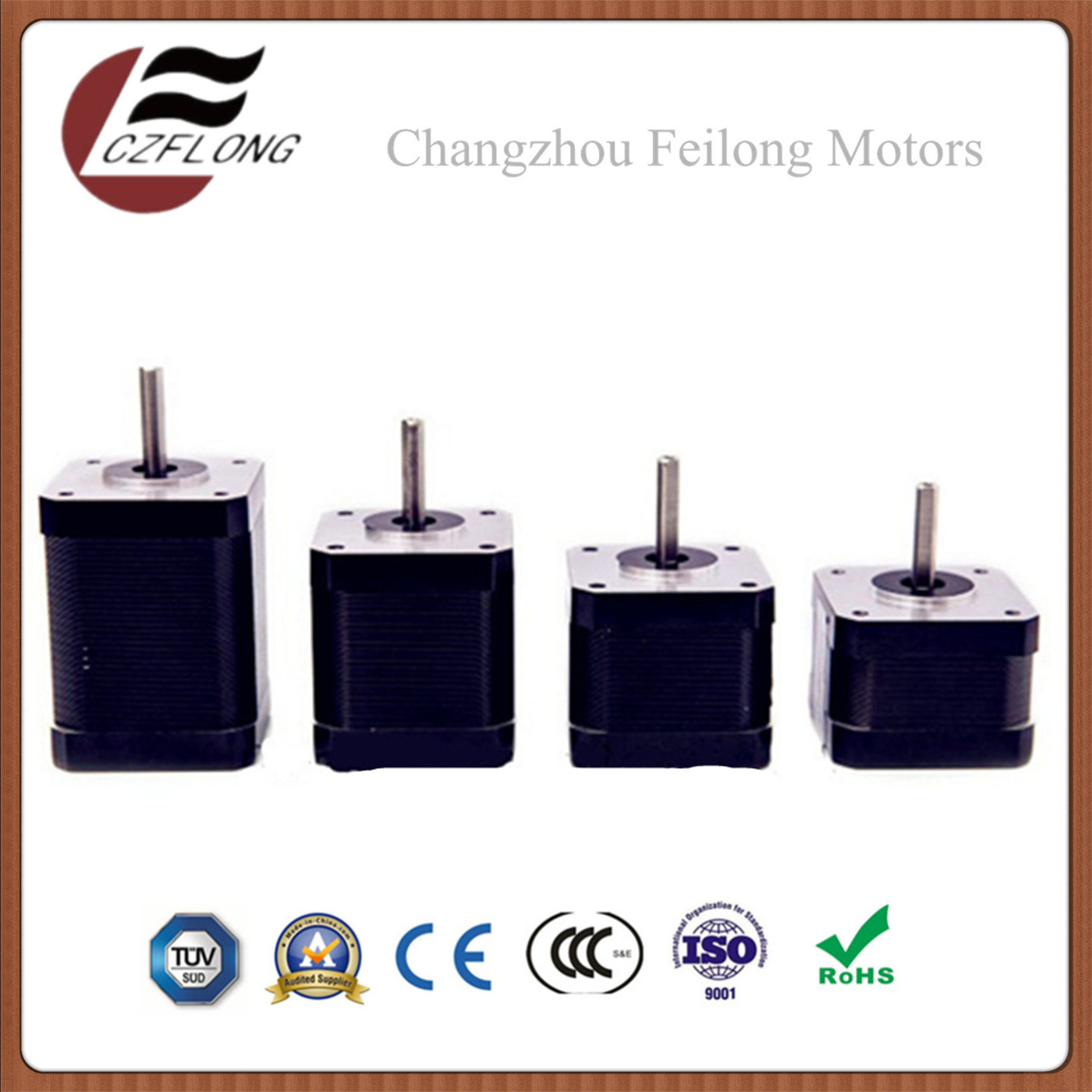 High Quality 1.8deg 2phase NEMA34 Stepping Motor for Sewing Machines
