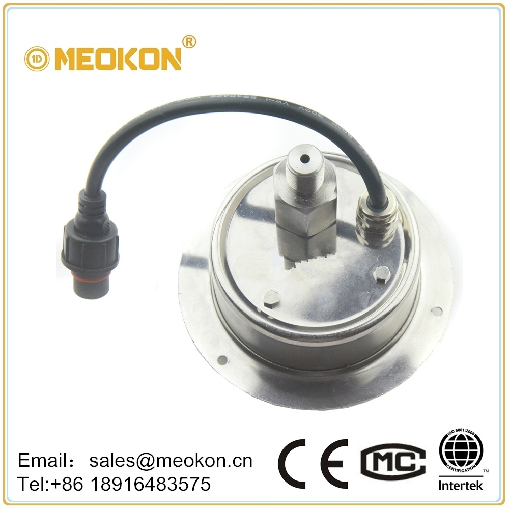 MD-S828z Axial Direction Mounting High Precision Intelligent Digital Pressure Switch