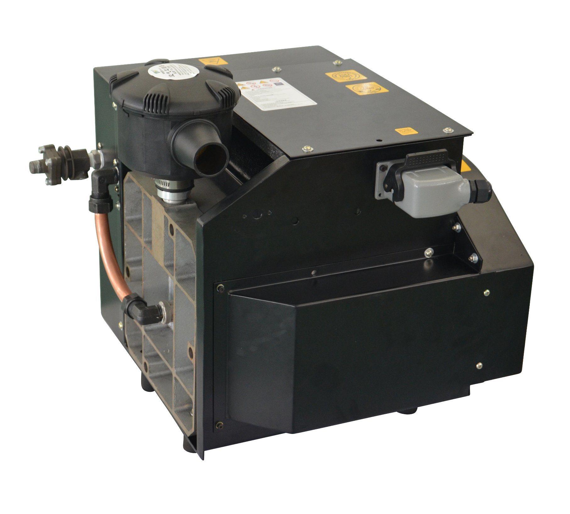 Vehicle Mounted Oil-Free Scroll Air Compressor (CW03B-1.0)