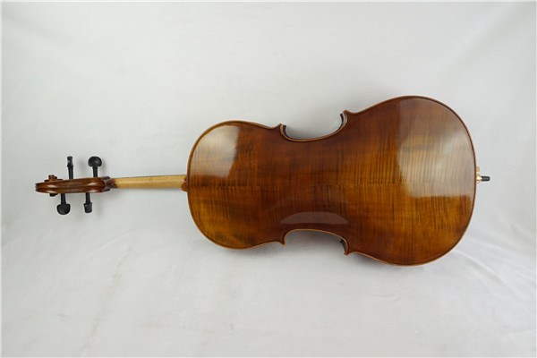 Handmade Oil European Materials Professional Solid Cello