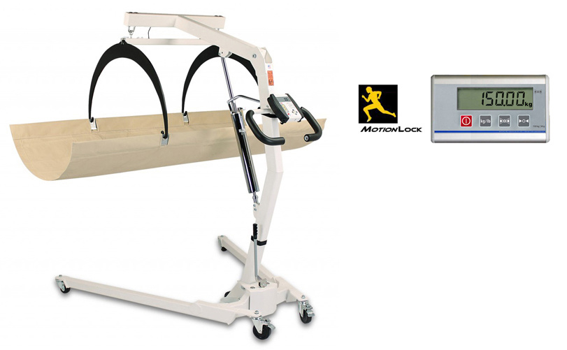 Stretcher Scale Patient Lift Scale