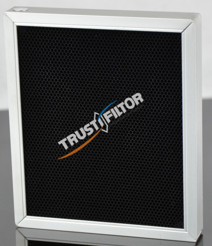 Aluminum Honeycomb Ozone Removal Filter Air Filter