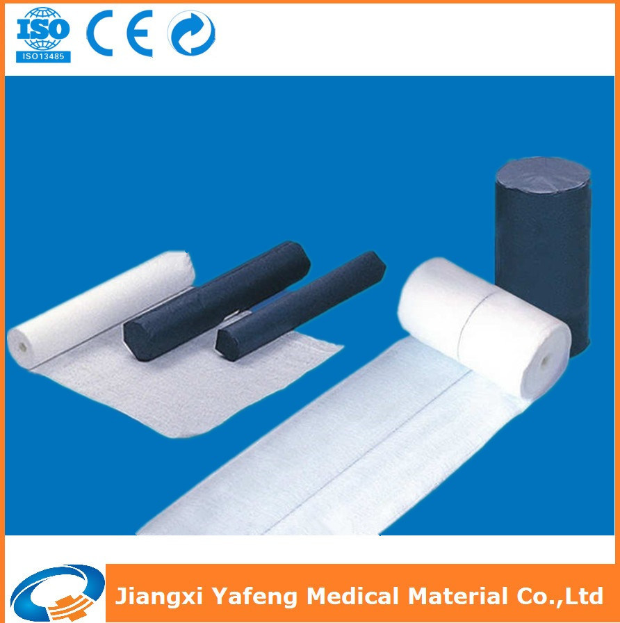 100% Cotton Absorbent Medical Gauze Roll