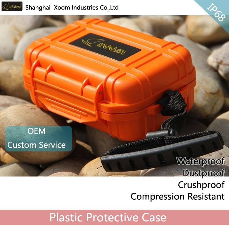 Crushproof Waterproof Bluetooth Earphone Box Protective Plastic Box