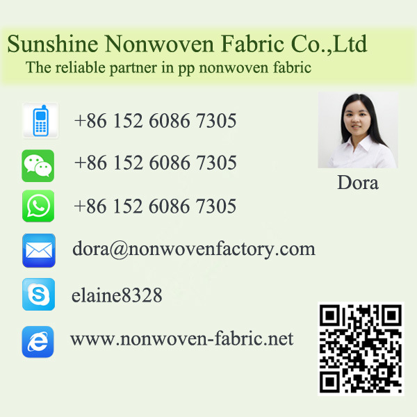 Agriculture UV Resistant PP Nonwoven Fabrics