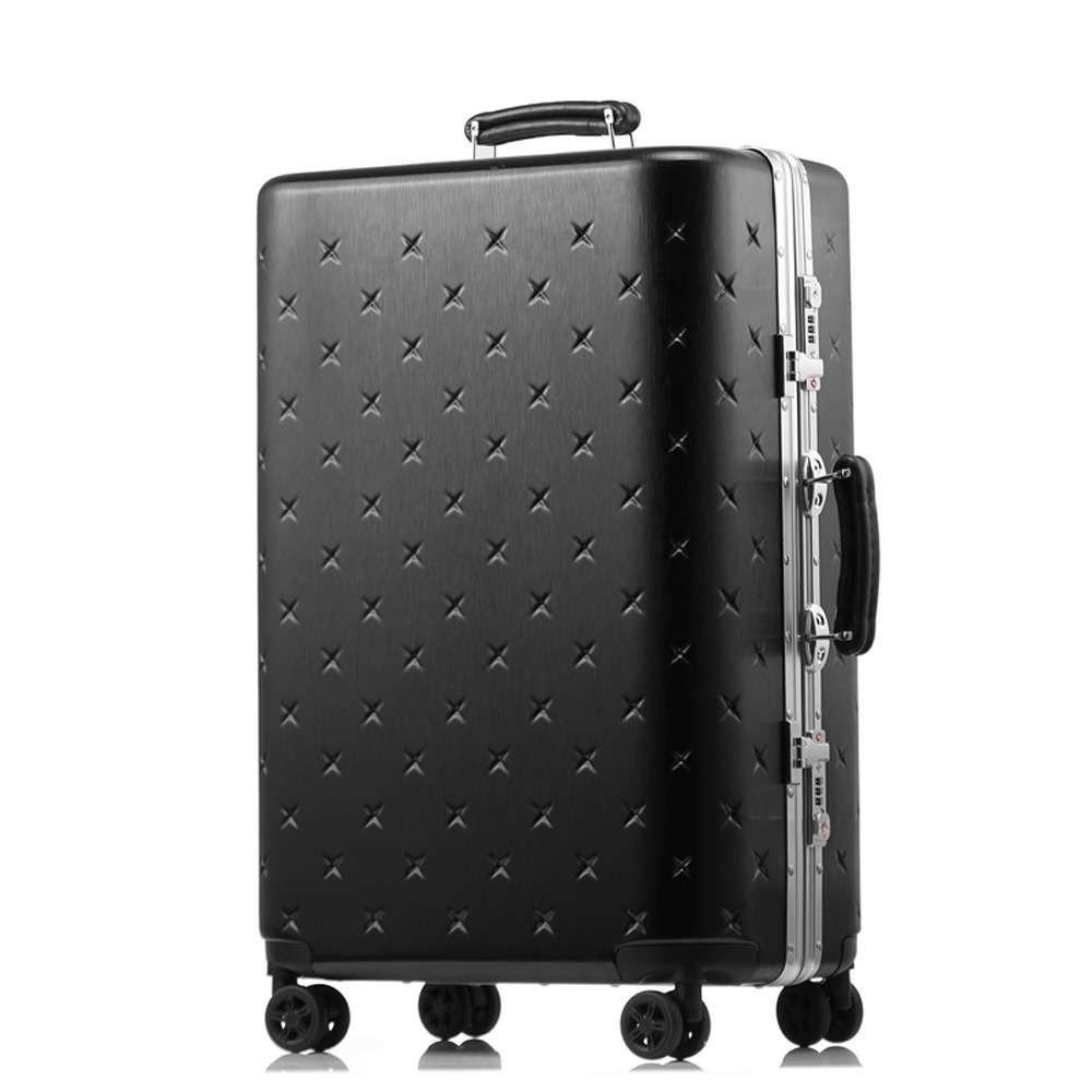 ABS Plus PC Trolley Cases 20 Inch Luggage