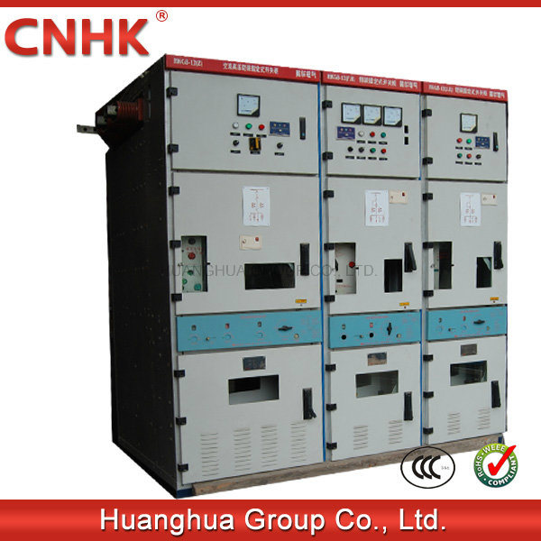 Hkg8 Fixed Metal Clad Hv Indoor Switchgear