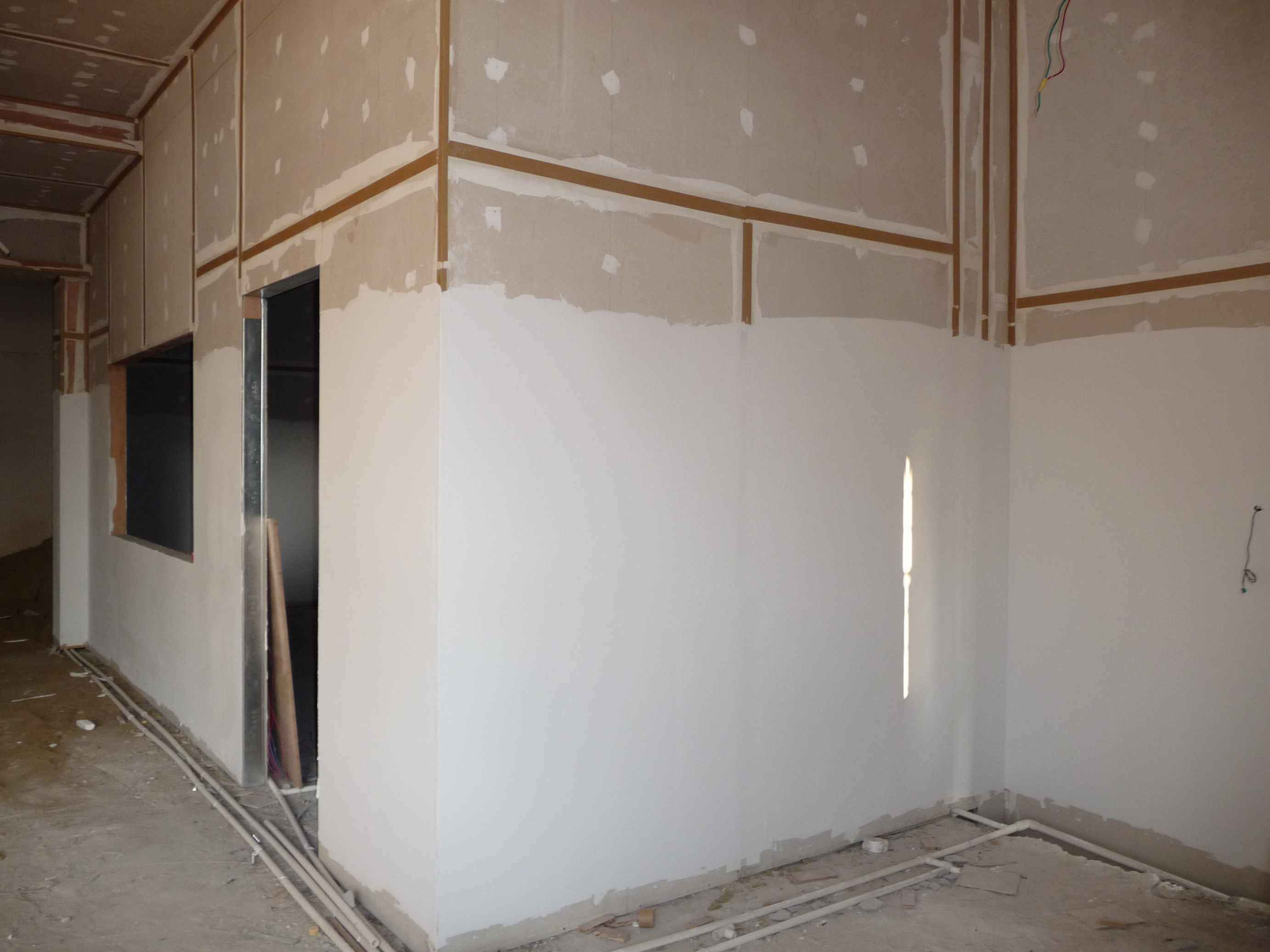 Calcium Silicate With Mirror Backing : China eco friendly ceiling paneling partition wall back