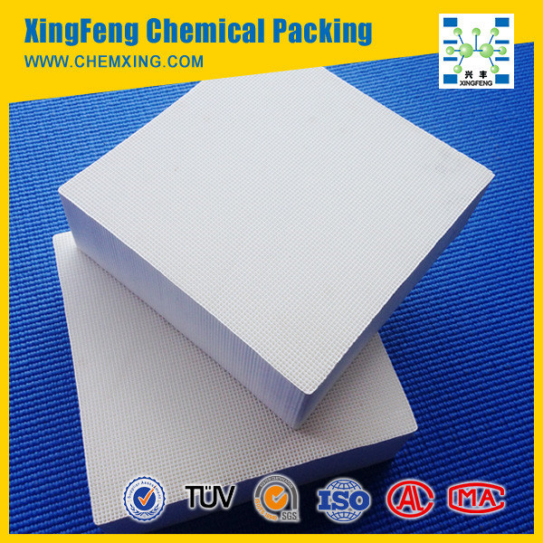 Ceramic Honeycomb Catalyst Honeycomb Ceramic Substrate (Used In Vehicle)