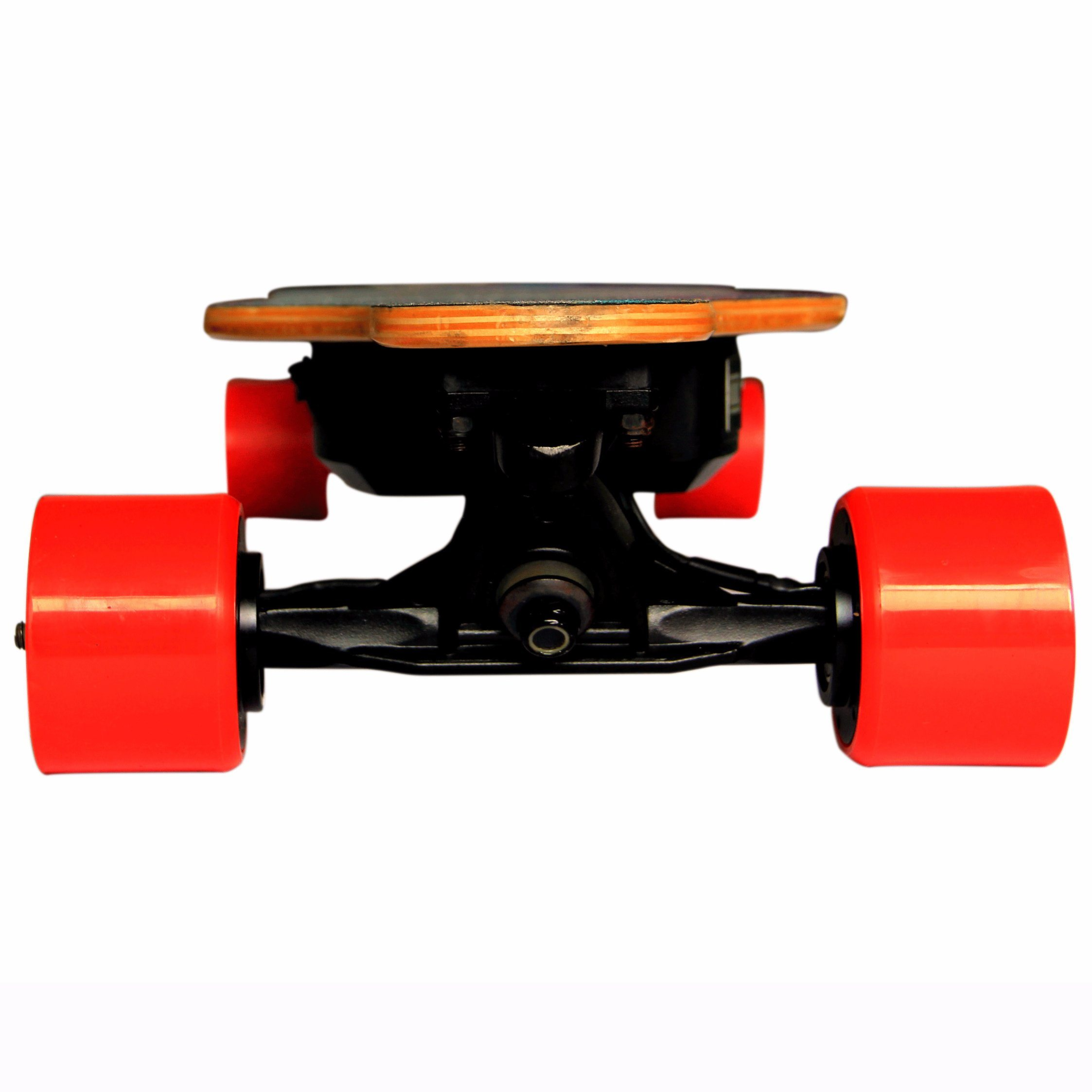 Mini 4 Wheels Electric Kick Skateboard