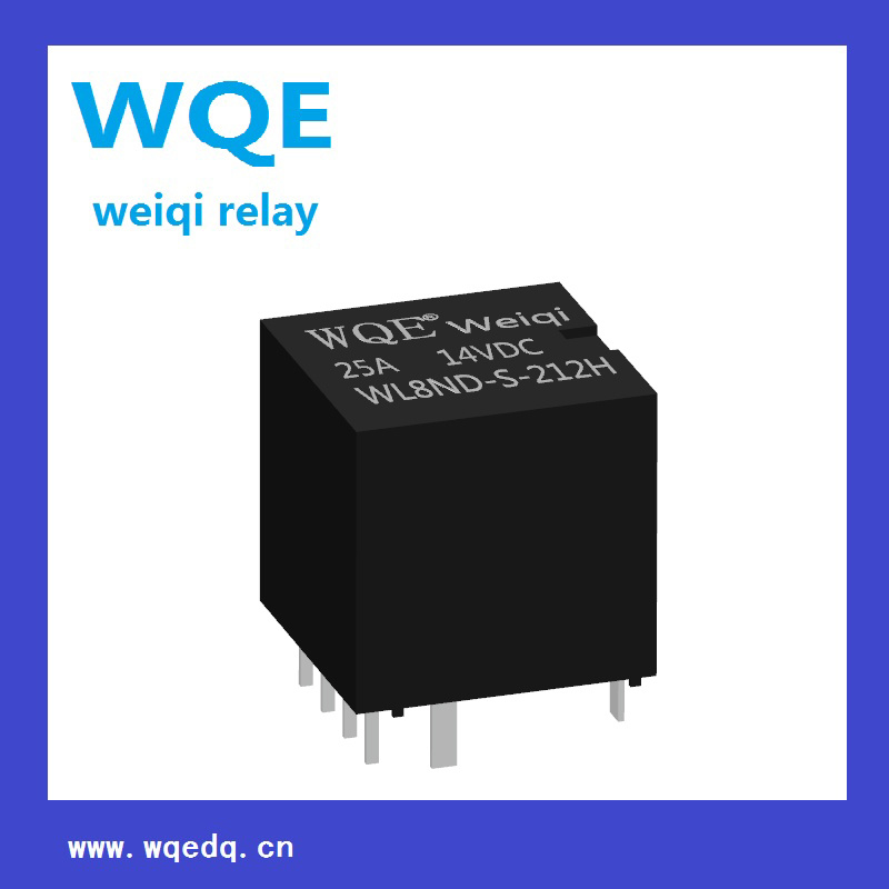 (WL8ND) Miniature Automotive Relay 25A 14V Auto Parts