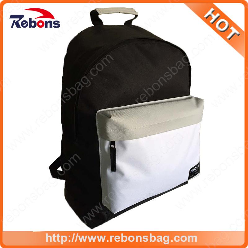 Custom Men Outdoor Laptop Bag Hiking Backpacks for Travel, School, Sports