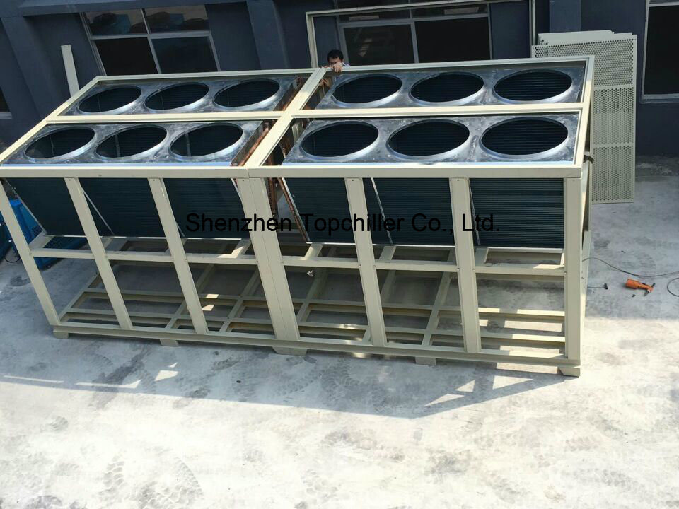 80tr/100tr Air Cooled Water Chiller for Electrode Oxidization Process