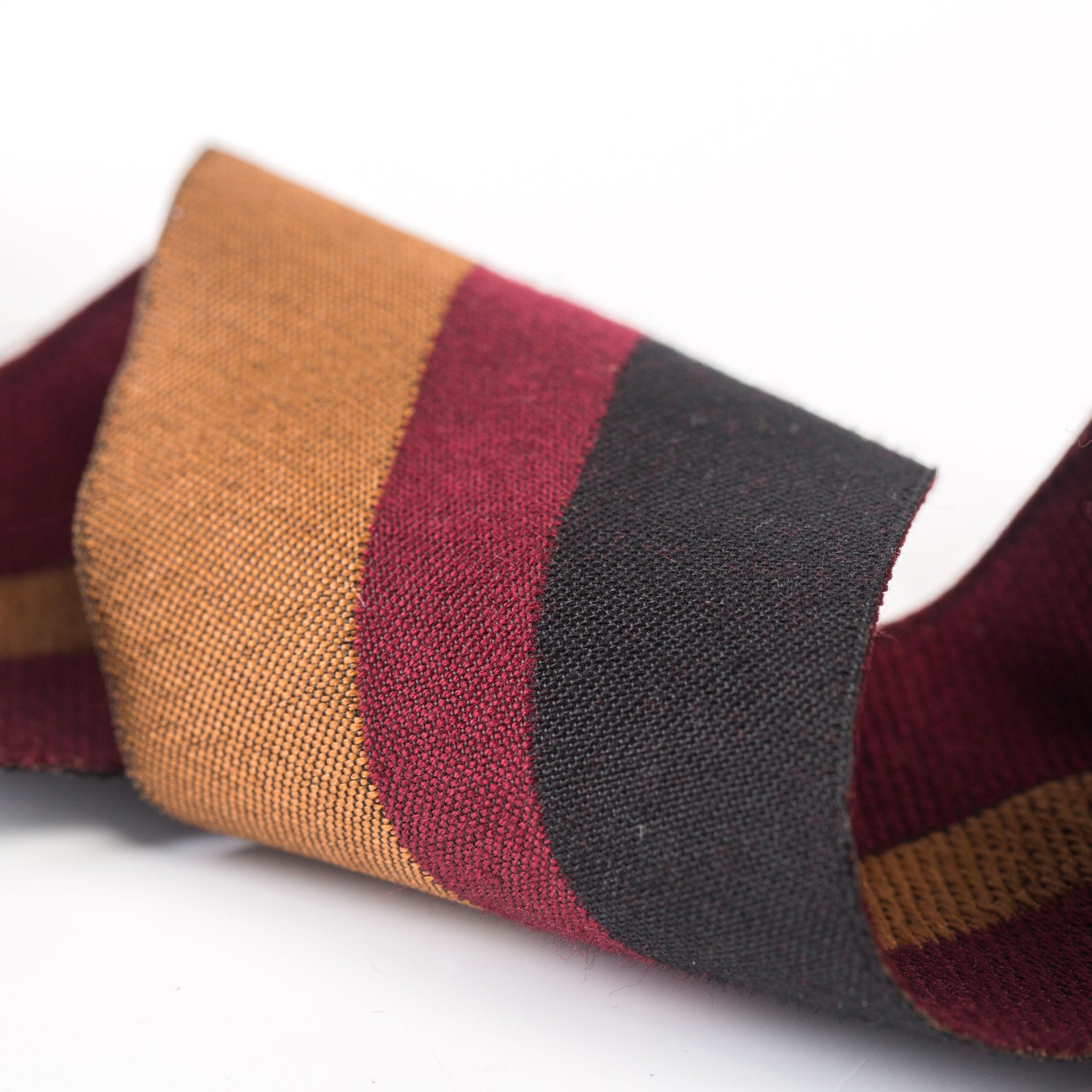 The Colorful Strips Mercerized Cotton Woven for Garments