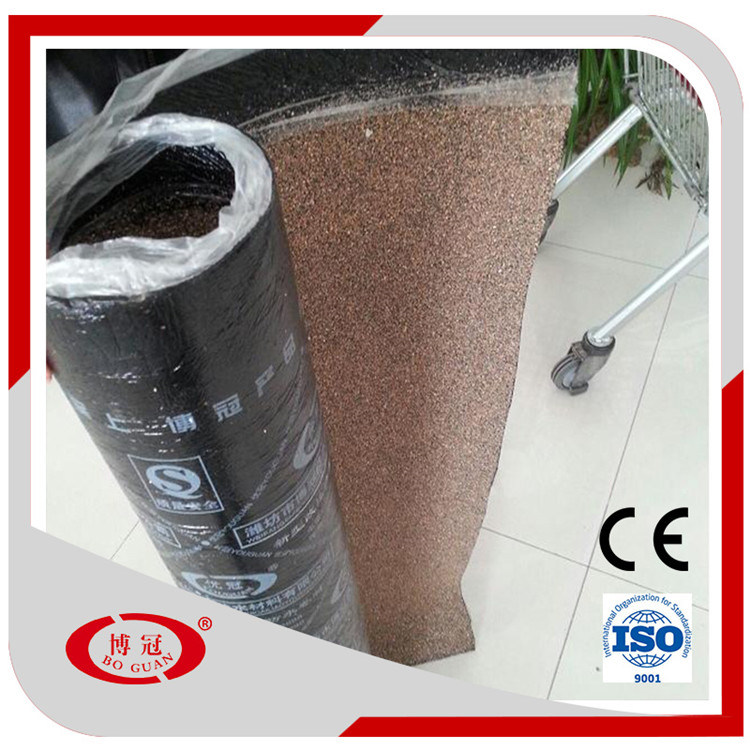 3mm/4mm Torched APP/Sbs Waterproof Sheet Membrane